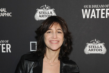 Charlotte Gainsbourg Stella Artois and National Geographic World Premiere of 'Our Dream of Water,' Documentary by Award-Winning Director Crystal Moselle