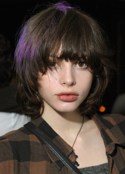 'Greetings From Tim Buckley' After Party [greetings from tim buckley,hair,hairstyle,face,bangs,eyebrow,chin,layered hair,bob cut,hair coloring,black hair,charlotte kemp muhl,bombay,new york city,tribeca film festival,party]