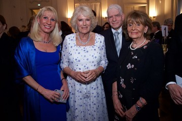 Charlotte Knobloch The Prince Of Wales And Duchess Of Cornwall Visit Germany - Day 3 - Munich