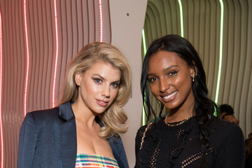 Charlotte McKinney 'Starring' By Ted Gibson Salon Opening
