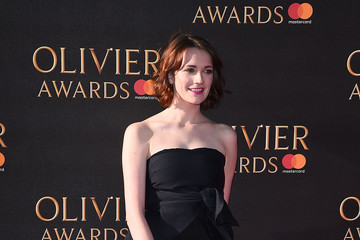 Charlotte Ritchie The Olivier Awards 2017 - Red Carpet Arrivals