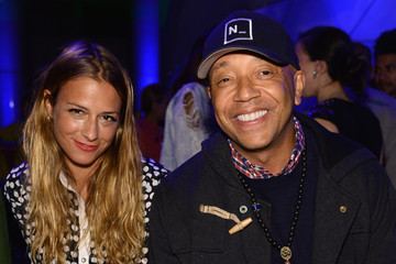 Charlotte Ronson Pharrell Williams Celebrates 41st Birthday With SpongeBob SquarePants Themed Party - Inside