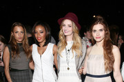Angela Simmons and Holland Roden Photos Photo