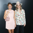 Charlotte Ronson Chanel Dinner Celebrating L'Eau With Lily-Rose Depp, Los Angeles, CA - Arrivals