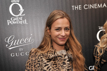 Charlotte Ronson James Franco Attends a Screening of 'Oz'