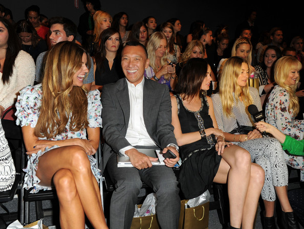 Whitney Eve - Front Row - Spring 2013 Mercedes-Benz Fashion Week