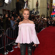 Charlotte Ross Premiere of Open Road Films' 'The Promise' - Red Carpet