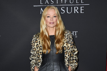 """Charlotte Ross Premiere Of Roadside Attractions """"The Last Full Measure"""" - Arrivals"""
