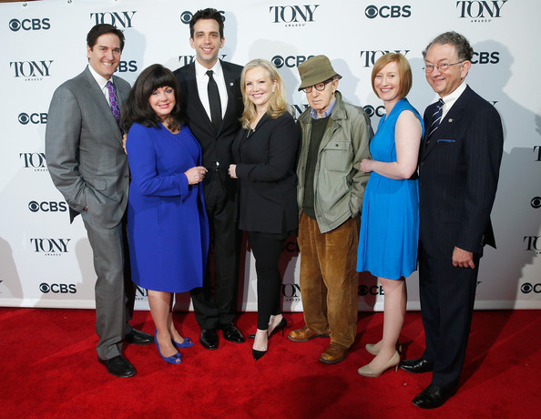 Tony Awards Meet the Nominees Reception