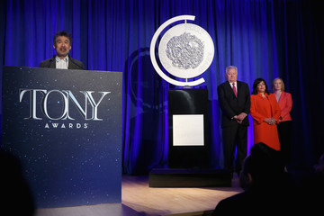 Charlotte St. Martin 2017 Tony Awards Nominations Announcement