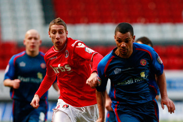 Lee Martin Charlton Athletic v Walsall - npower League One