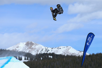 Chas Guldemond US Snowboarding and Freeskiing Grand Prix: Day 2