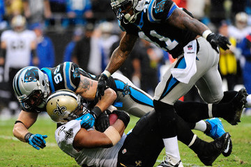 Chase Blackburn New Orleans Saints v Carolina Panthers