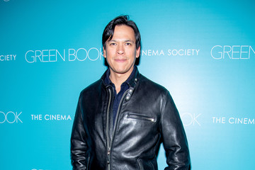 "Chaske Spencer ""Green Book"" New York Special Screening"