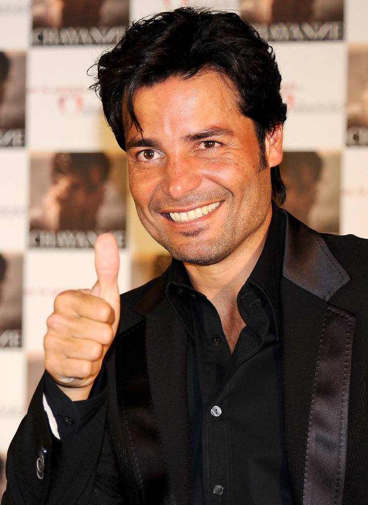 Chayanne Photos Photos Chayanne Presents His New Album