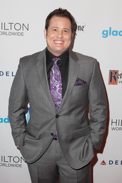 Chaz Bono Chaz Bono arrives for the the 25th Annual GLAAD Media Awards ...