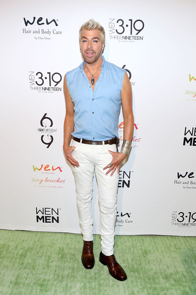 Chaz Dean Summer Party 2017 Benefiting Love Is Louder