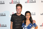Courtney Knowles and Chrissie Fit attend Chaz Dean Summer Party 2018 Benefiting Love is Louder on August 11, 2018 in Los Angeles, California.