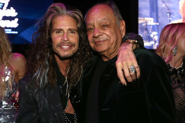 Cheech Marin Steven Tyler And Live Nation Presents Inaugural Janie's FundGala & GRAMMY Viewing Party