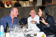 Christpher Meloni, Kenny Griswold, and Mimi Kim attends ChefDance 2019 - Day 1 on January 25, 2019 in Park City, Utah.