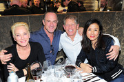 Sherman Williams, Christpher Meloni, Kenny Griswold, and Mimi Kim attends ChefDance 2019 - Day 1 on January 25, 2019 in Park City, Utah.