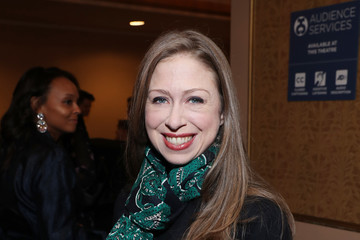 Chelsea Clinton Lincoln Center Honors Bonnie Hammer at American Songbook Gala - Inside