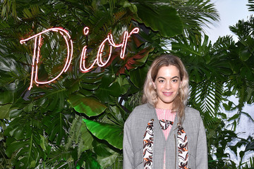 Chelsea Leyland Dior Lady Art Miami Launch Event
