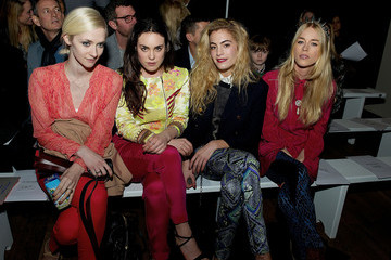 Chelsea Leyland Matthew Williamson - Front Row - LFW F/W 2013