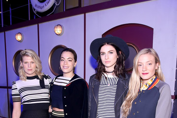 Chelsea Leyland Tommy Hilfiger Women's - Front Row - Fall 2016 New York Fashion Week: The Shows
