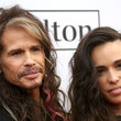 Chelsea Tyler Steven Tyler's Grammy Awards Viewing Party Benefiting Janie's Fund - Arrivals