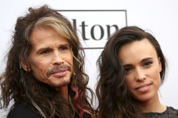 Chelsea Tyler Steven Tyler'sGrammy Awards Viewing Party Benefiting Janie's Fund - Arrivals