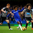 Willian Jack Colback Photos