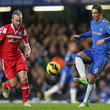 Fernando Torres Shaun Derry Photos