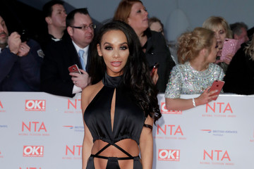 Chelsee Healey National Television Awards - Red Carpet Arrivals