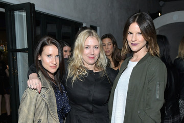 Cher Coulter Rosie HW x PAIGE Launch Event