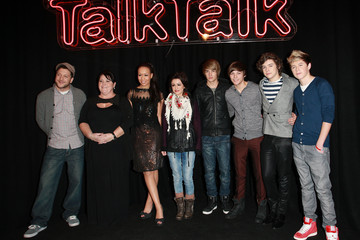 Harry Styles Baby on Cher Lloyd Harry Styles Talktalk Secret X Factor Semi Finalists Gig