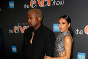 Kanye West and Kim Kardashian West attend the opening night of the new musical 'The Cher Show' on Broadway at Neil Simon Theatre on December 03, 2018 in New York City.