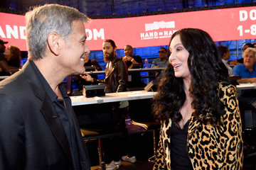 Cher Hand in Hand: A Benefit for Hurricane Relief - Los Angeles