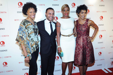 "Cherise Boothe Lifetime Celebrates The Premiere Of ""Betty & Coretta"" With Cast"