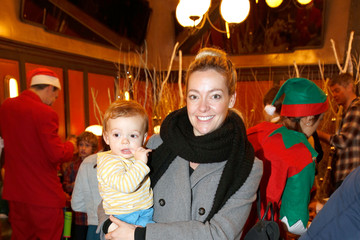Cherry Healey The Ivy Market Grill And Kids Company Festive Family Brunch