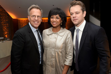 Cheryl Boone Isaacs 89th Annual Academy Awards - Foreign Language Reception