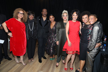 Cheryl Boone Isaacs Celebration Of Black Cinema - Inside