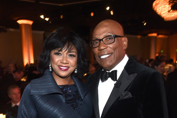 Cheryl Boone Isaacs 69th Annual Directors Guild of America Awards - Inside