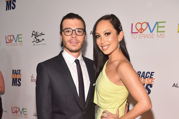 Cheryl Burke 25th Annual Race To Erase MS Gala - Red Carpet