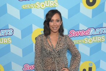 Cheryl Burke Just Jared's Summer Bash Pool Party 2015