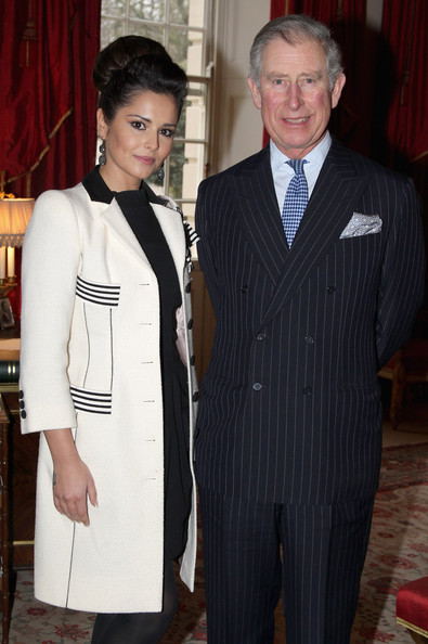 Cheryl Cole Cheryl Cole and Prince Charles, Prince of Wales pose for a photograph at Clarence House on February 22, 2011 in London, England. Cheryl Cole today announced a charity foundation with The Prince's Trust following a meeting with the youth charity's President, The Prince of Wales. The foundation will provide funds for The Prince's Trust in the North East, helping young people from Cheryl's hometown and the surrounding region. The Foundation will launch in April and will support young people who have struggled at school, are long term unemployed, those who have been in trouble with the law and those who are in or leaving care.