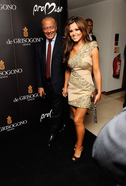 Promise: De Grisogono By Cheryl Cole - Press Launch