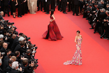 Cheryl Cole 'Slack Bay (Ma Loute)' - Red Carpet Arrivals - The 69th Annual Cannes Film Festival
