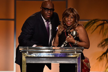 Cheryl Davis 47th NAACP Image Awards Non-Televised Awards Ceremony