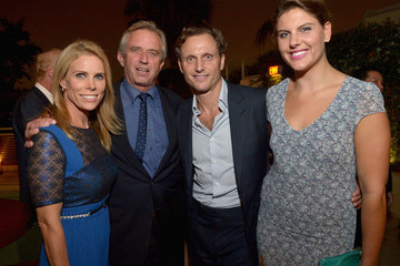Cheryl Hines 'Veep' Celebrated in West Hollywood